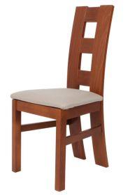 Židle čalouněná LIBUŠE buková