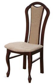 Židle celočalouněná OLGA buková