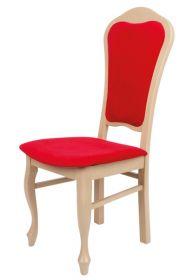 Židle celočalouněná KAROLÍNA buková