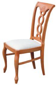 Židle čalouněná MARTA buková
