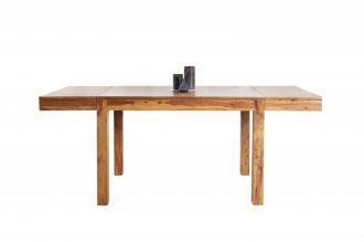 Jídelní stůl LAGOS OPEN 120-200 CM masiv sheesham rozkládací, II. jakost
