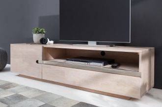 televizní stolek WOTAN 170-B masiv dub, II. jakost