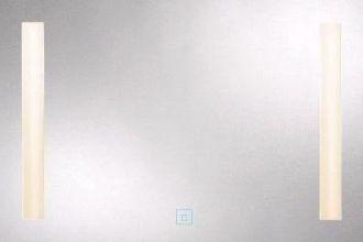 luxusní zrcadlo LUMINA 70/90 LED osvětlení s dotykovým senzorem
