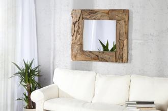 luxusní zrcadlo SANDS 50/50-CM naplavené dříví