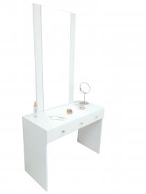 toaletní stolek se zrcadlem TALIA+dárková kosmetická sada