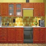 Kuchyně PREMIUM II dekor hruška