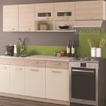 Kuchyně MORENO dek. vanilka-cocobollo